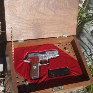 Gun Cases and Boxes